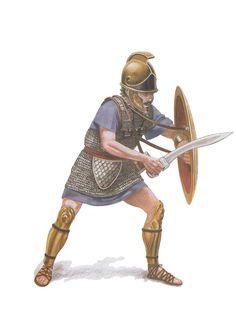 Карфагенская тяжёлая пехота