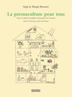 La permaculture pour tous/Sepp  Brunner, 2016 http://bu.univ-angers.fr/rechercher/description?notice=000808245