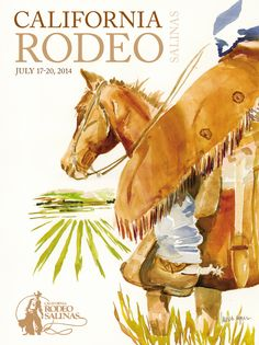 Our 2014 Commemorative poster is available now! http://www.carodeo.com/p/253