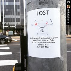 """""""#Repost @mikajohana with @repostapp. ・・・ #seriously? #lostdrone #firstworldproblems #notjustbayareaissuesanymore #shermanoaks #drone"""" Photo taken by @find_my_drone on Instagram, pinned via the InstaPin iOS App! http://www.instapinapp.com (05/26/2015)"""