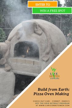 Build A Pizza Oven, Pennies, Natural Health, The Secret, Health And Wellness, Cottage, Earth, Humor, Lifestyle