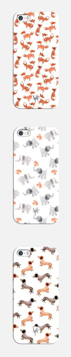 Cute phone cases! Available for iPhone 6, iPhone 6 Plus, iPhone 5/5s, Samsung Cases and many more. Perfect Christmas gift!