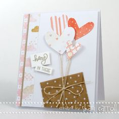 ...my world: Simon Say Stamp Winner + another Kit Card