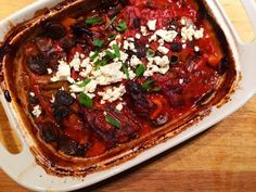 Slow Cooked Lamb Forequater Chops - Greek Style - Cooking for Busy Mums
