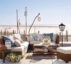 Would love to have a outdoor space like this