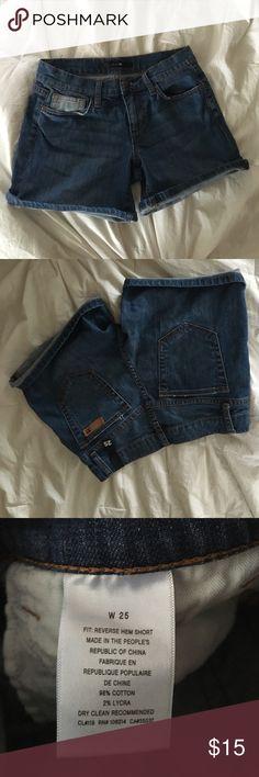 Joe's shorts 🍓 Like New. Jean short Joe's Jeans Shorts Jean Shorts