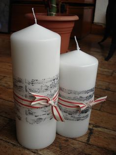 candels for christmas