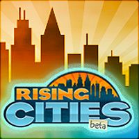 Become the most powerful Mayor in Rising Cities, the free game for all fans of building and strategy games. Your metropolis is waiting to be built!