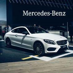 DRIVING BENZES — Mercedes-Benz C 43 AMG (Instagram @mercedesamg)