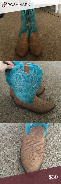 Old West Roughout Suede Cowboy Boots | Florida | Pinterest ...
