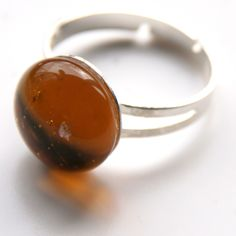 Ringen - Glazen-sieraden