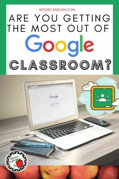 Google Classroom is the premier learning management system and a great part of #edtech. This is especially true during remote learning, distance learning, remote teaching, or digital learning. Using Google Classroom is a great way to manage student absent work, emphasize revision, organize classwork, and keep students accountable. Google Classroom also helps with grading and providing feedback and with teacher time management. Instructional Strategies, Differentiated Instruction, Classroom Procedures, Classroom Organization, Classroom Agenda, Absent Work, Data Binders, Formative Assessment, English Classroom