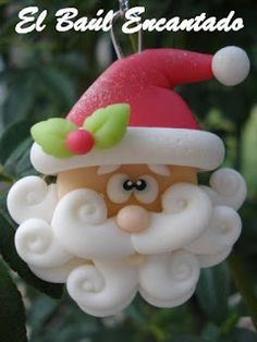 1 million+ Stunning Free Images to Use Anywhere Christmas Topper, Christmas Cake Decorations, Polymer Clay Christmas, Diy Christmas Ornaments, Christmas Projects, Holiday Crafts, Polymer Clay Ornaments, Polymer Clay Figures, Fimo Clay