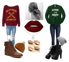 """264"" by annabethbriardeville ❤ liked on Polyvore featuring Cartier, Lime Crime, The North Face and Barbour"