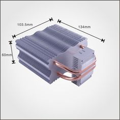 OEM heat sink factory aluminum CPU cooler heat pipe heat sink. #cpucooler #heatpipeheatsink #heatpipe #heatsink