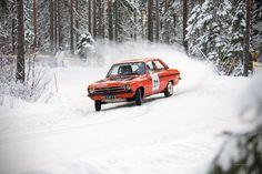Opel Ascona (A) Rally Car