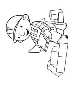 Bob the Builder - 999 Coloring Pages