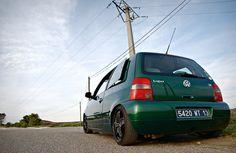 VW Lupo Static