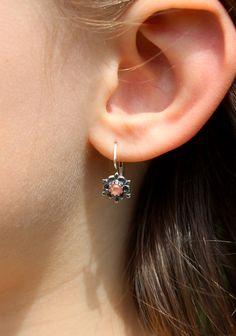 Gold, Drop Earrings, Jewelry, Fashion, Silver Jewellery, Ear Jewelry, Gems, Kids, Moda