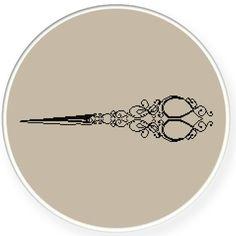 INSTANT+DOWNLOADFree+shipping+Cross+stitch+pattern+von+danceneedle