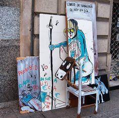 Francisco de Pajaro's Work Is Complete Trash