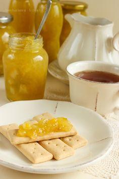 ...konyhán innen - kerten túl...: Citromdzsem Pickles, Food And Drink, Honey, Recipes, Recipies, Ripped Recipes, Pickle, Cooking Recipes, Pickling