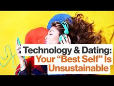 Technology is Harming Our Relationships, and We Can Stop It - YouTube