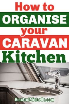 Looking for ways to make the most of your small caravan kitchen? With these smart caravan kitchen storage solutions you'll have everything put away in their cupboard or drawer, all easy to find and close at hand. Vintage Airstream, Vintage Travel Trailers, Vintage Campers, Airstream Camping, Airstream Trailers, Kitchen Storage, Storage Spaces, Rv Storage, Teardrop Campers