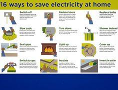 16 tips to save on your energy bills! Full photo - http://ift.tt/2z9QFgc  #solarpower #greenenergy #gogreen #electricity #EnergyEfficiency#energystorage #energy #EnergyConf #australia #melbourne #sydney#nsw #qld #brisbane #NT #Perth #tasmania #solar #electricity#saveonenergy #melb #tas #aussie #aus #adelaide #solarpanels#solarbattery #cheapsolar #buysolaronline #savemoney