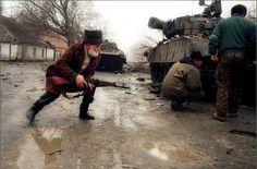 "Operation ""Jihad"", Grozny, August 1996"