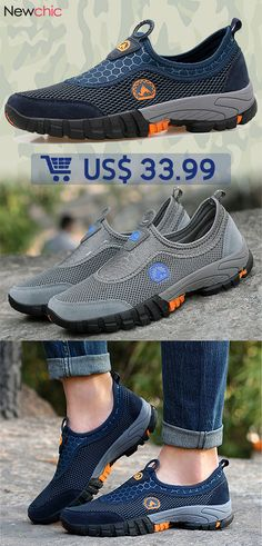 Shoes Mwsc Pigskin Fabric Mens Elastic Band Casual Shoes Street Style Male Fashion Breathable Leisure Footwear Men's Shoes