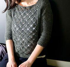 Eventide sweater amigurumi crochet pattern by Kraftling