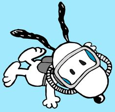 Scooba Snoopy