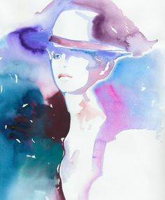 girl art & other paintings blog