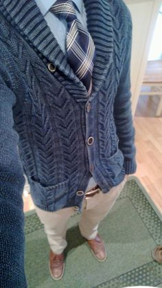Great casual sweater... #menswear #style