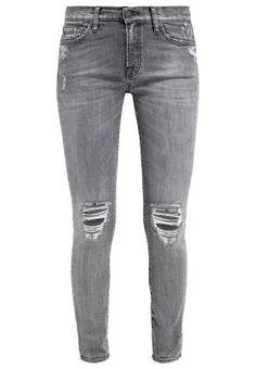 Slim fit jeans - ash grey