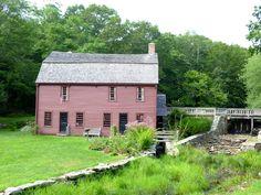 Gilbert Stuart birthplace, Saunderstown, RI