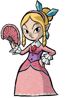 View an image titled 'Mila Art' in our The Legend of Zelda: The Wind Waker HD art gallery featuring official character designs, concept art, and promo pictures. The Legend Of Zelda, Wind Waker, Breath Of The Wild, Link Art, Game Character, Character Reference, Character Design Inspiration, Manga, Concept Art