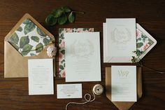 Allie Ruth Wedding Invitations OSBP2