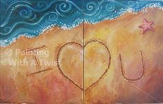 """Painting with a Twist Couples 
