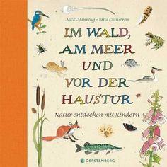 Buch: Natur entdecken mit Kindern- Im Wald, am Meer und vor der Haustür