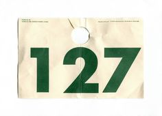 127. Lucky number. I see this number everywhere.