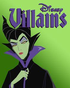 Disney Vector Villains: Maleficent by ~tjjwelch on deviantART