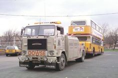 VOLVO TOW - TOWING BUSES