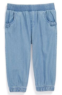 Nordstrom Baby Denim Pants (Baby Girls) | Nordstrom $14.98