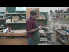 WoodRiver Guide Rail Angle Jig Presented by Woodcraft - YouTube