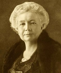 Anna Bissell (Photo courtesy of Bissell Company)