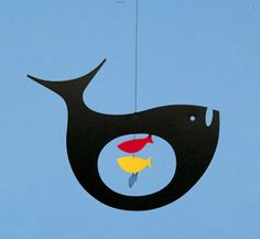 whale mobile- great idea to use with lesson on Jonah Letter W Activities, Diy For Kids, Crafts For Kids, Articles Pour Enfants, Whale Mobile, Mobile Art, Preschool Themes, High School Art, Modern Artists