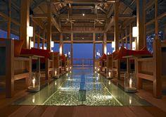 Wedding Pavilion at Six Senses Ninh Van Bay, Vietnam. http://www.sixsenses.com/resorts/ninh-van-bay/experiences