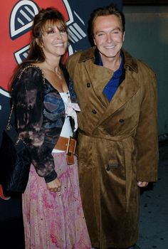 David Cassidy and his wife, Susan
